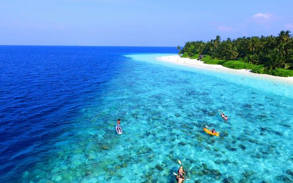 Sri Lankan Tour & Beach Stay in The Maldives
