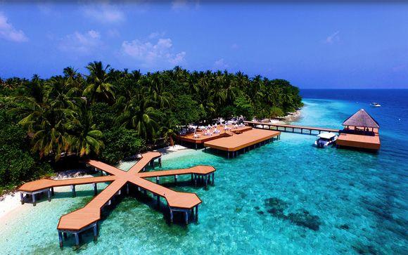 Maldives Beach Stay