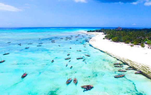 Destination...Zanzibar