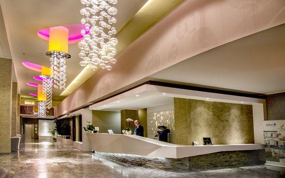 Radisson Blu Majestic Hotel Galzignano 4*