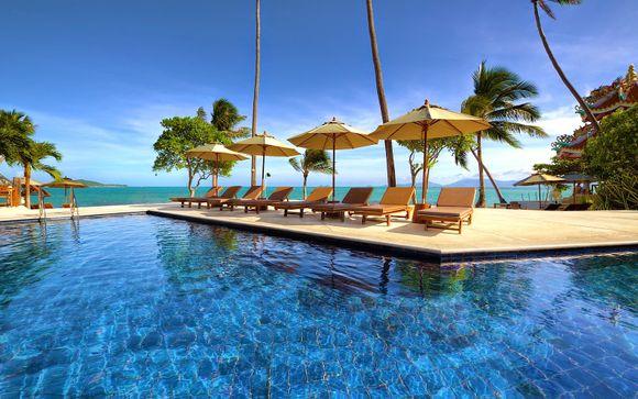 Beachside Villa Escape with Optionl Bangkok Stopover