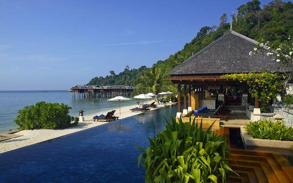 The Majestic Kuala Lumpur & Pangkor Laut Resort 5*