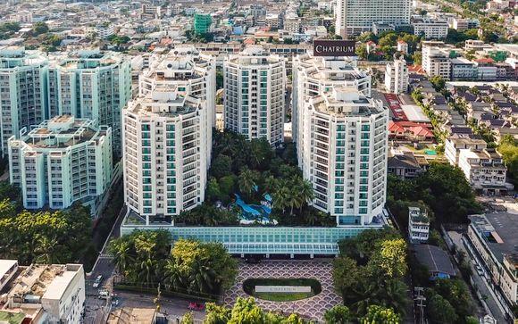 Chatrium Residence Sathorn Bangkok 4*