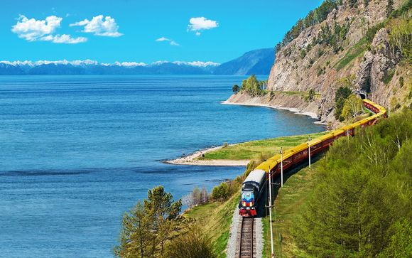 Epic Trans-Siberian from Moscow to Lake Baikal