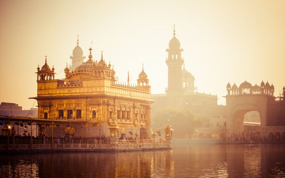 Culinary Tour of India