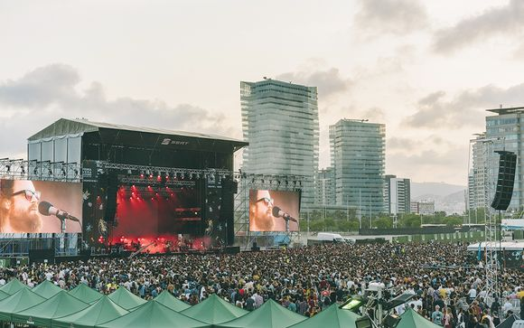 Primavera Sound Festival & The Gates Diagonal Barcelona 4*