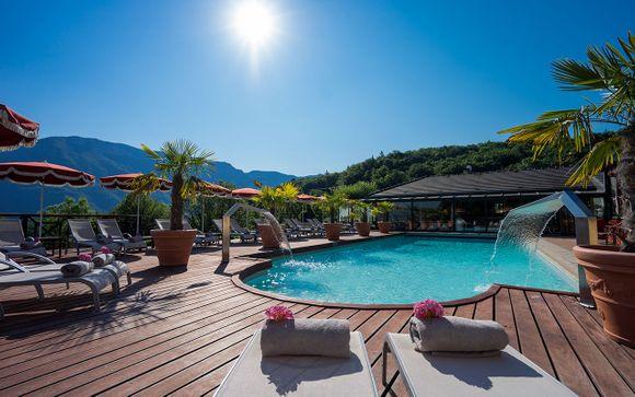 Les Trésoms Lake and Spa Resort 4*