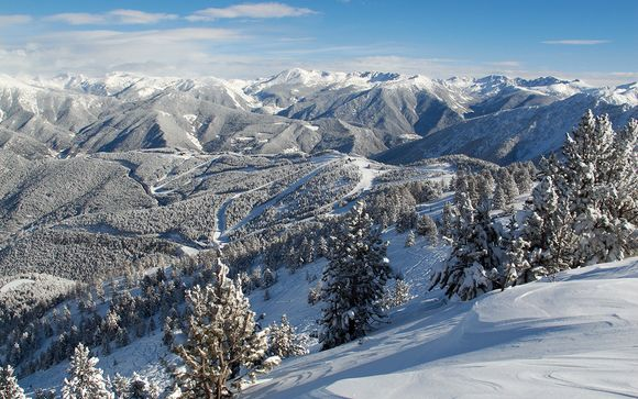 Ski and Spa in the Pyrenees