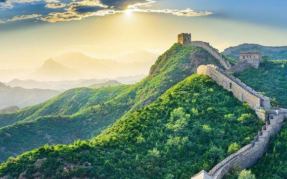 Luxury Tour of China 4/5*