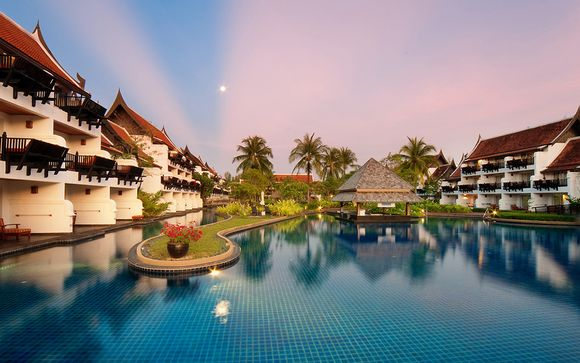 JW Marriott Khao Lak & Santhiya Koh Yao Yai 5*