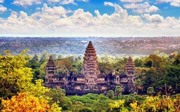 The Charms of Cambodia with Optional Vietnam Extension