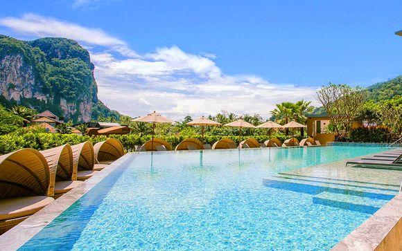 Century Park Hotel 4* & Centra by Centara Phu Pano Resort 4*
