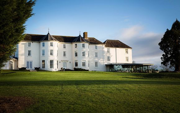 Golf & Spa Hotel in Glorious Countryside