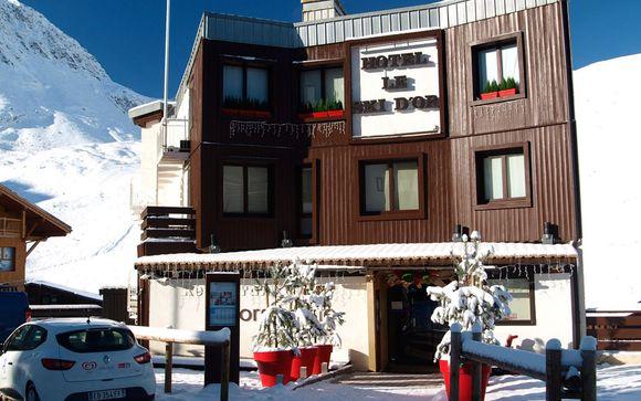 Hôtel Le Ski d'Or 4*