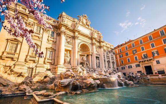 Optional Stopover in Rome