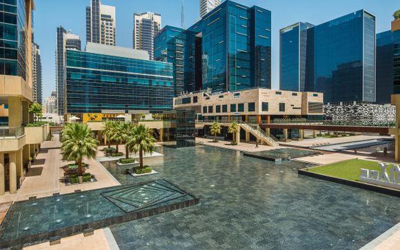 DoubleTree by Hilton Dubai Business Bay 4*