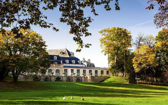 Auberge du Jeu de Paume 5* - Relais & Chateaux