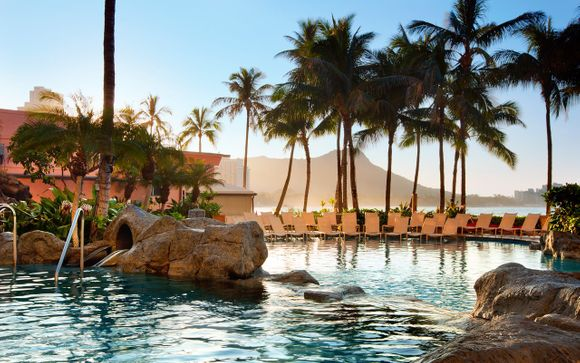 Luxe Rodeo Drive Hotel 4* & The Royal Hawaiian 5*