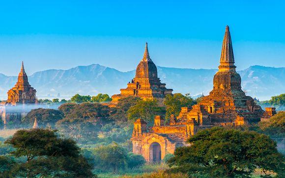 Mysteries of Myanmar 4/5*