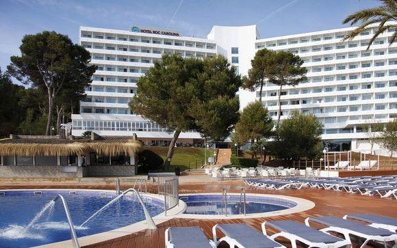 Hotel Roc Carolina 4*