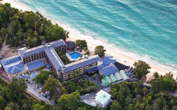 Coral Strand Smart Choice Hotel 4*