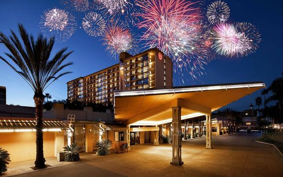 Sheraton Park Hotel at the Anaheim Resort 4*