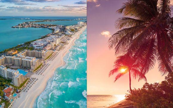 Royalton Riviera Cancun 5* & Mystique Blue Holbox 5*