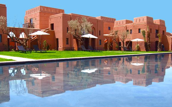Villa Stay with Spa Breaks in Marrakech