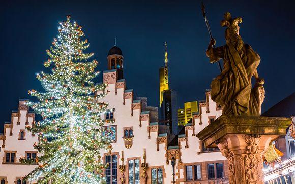 Living Hotel Frankfurt 4*