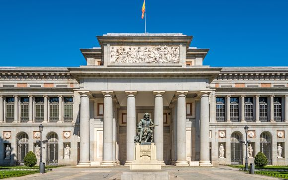 Hotel Vincci The Mint 4* with Prado Museum Entrance