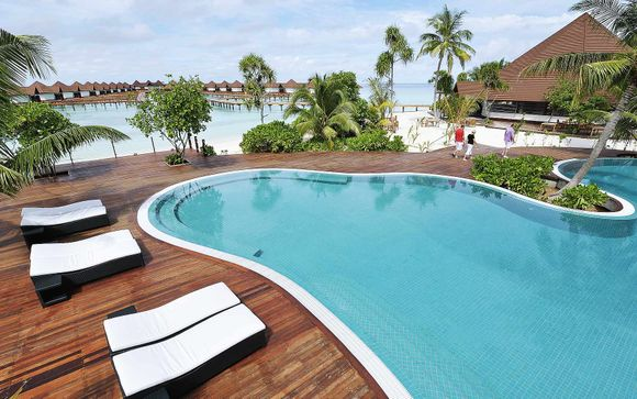 Robinson Club Maldives 4*