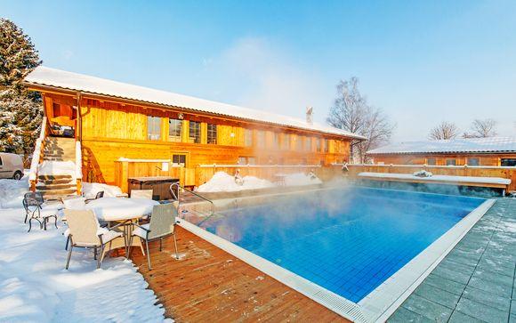 Luxury Chalet in Berchtesgadener Land