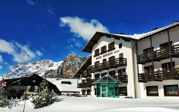 Spa and Ski Break in Dolomites