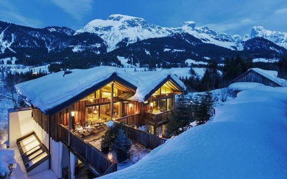 Luxus Lodge 4*