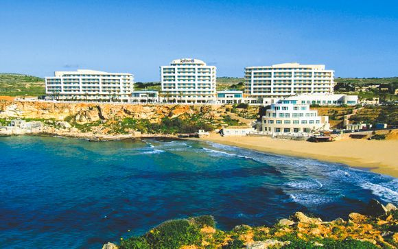 Radisson Blu Resort & Spa Malta Golden Sands 5*