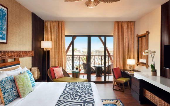 Lapita Dubai Park & Resort 5*