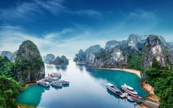 Romantic Vietnam Tour & Optional Cambodia Extension