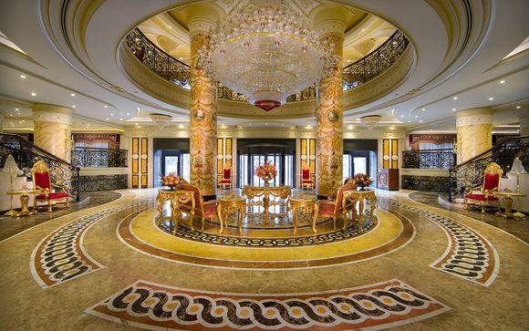 Royal Rose Hotel 5* & Optional Dubai Stopover