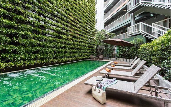X2 Vibe Chiang Hotel 4*
