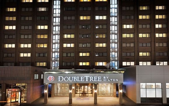 Doubletree By Hilton Hotel Glasgow Central 4*
