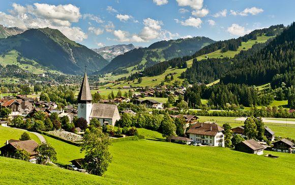Willkommen im... Gstaad!