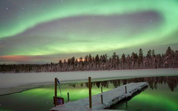 Rendez-vous... à Rovaniemi