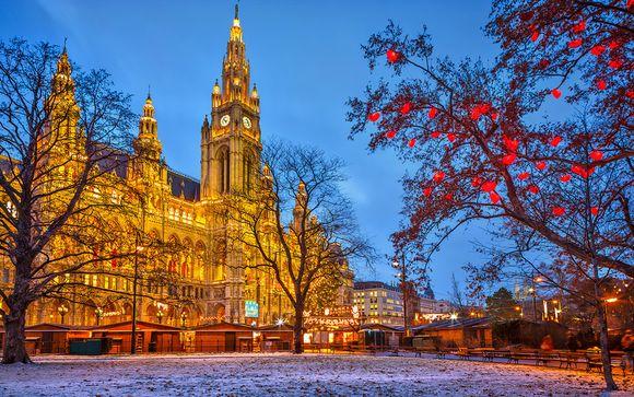 Viena, en Austria, te espera
