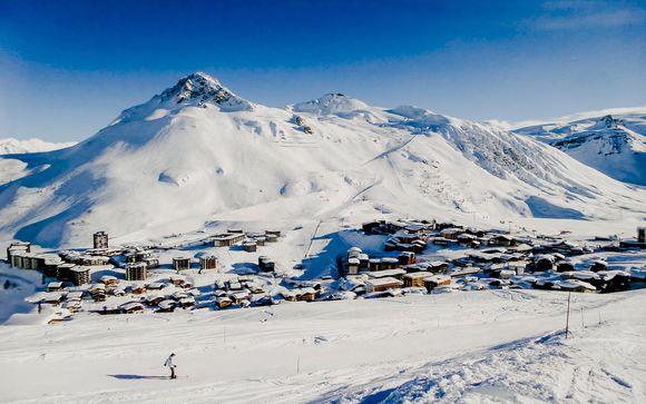Montagna e charme nel cuore di un villaggio alpino