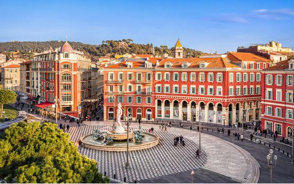 Rendez-vous à Nice