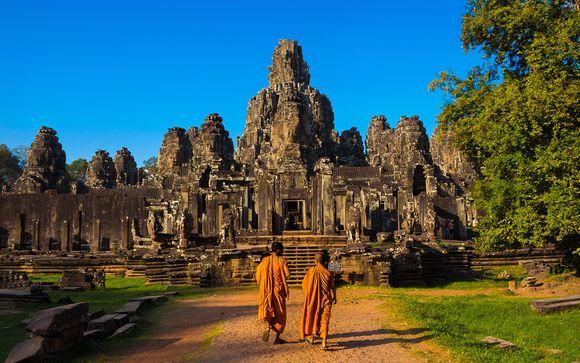 Siem Riep, en Camboya, te espera