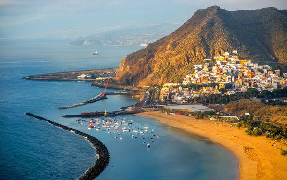 Willkommen in... Santa Cruz de Tenerife!