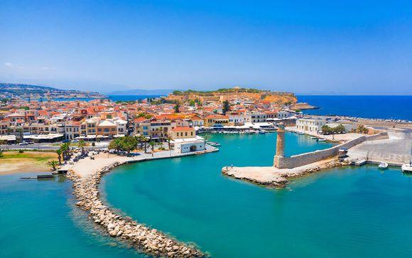 Willkommen auf Kreta
