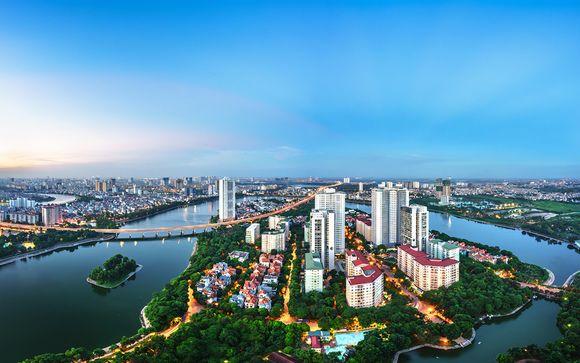 Bienvenido a Hanoi