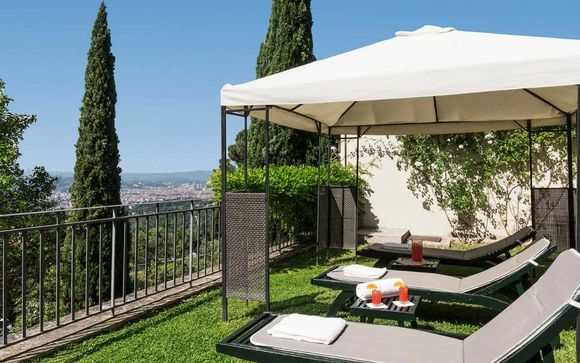 FH55 Hotel Villa Fiesole 4*